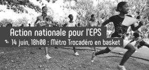 Action Nationale pour l'EPS @ Trocadero | Paris | Île-de-France | France