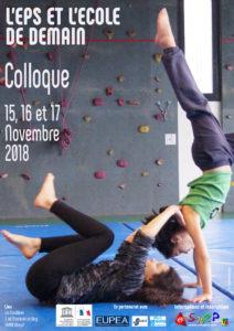 Colloque Ecole et EPS @ Villejuif (94) | Villejuif | Île-de-France | France