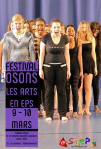 Festival Osons Les Arts @ Paris