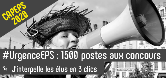 interpellation 1500 postes